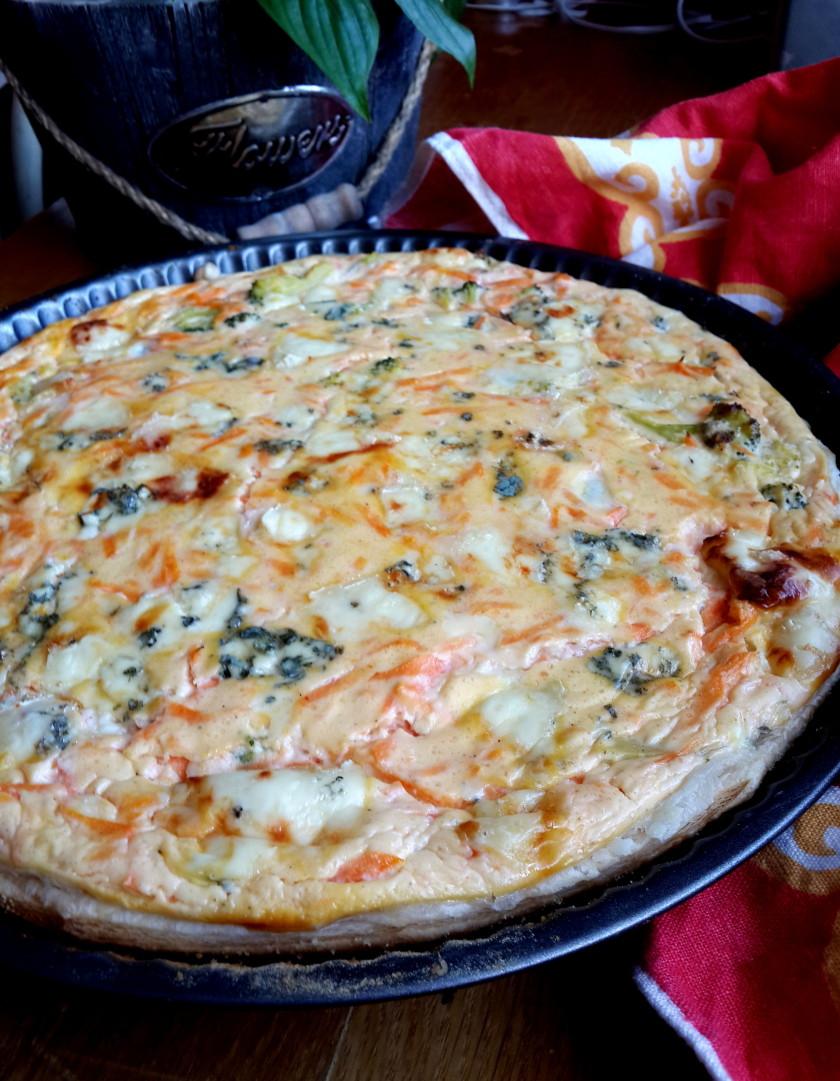 mrkvovo brokolicový koláč3